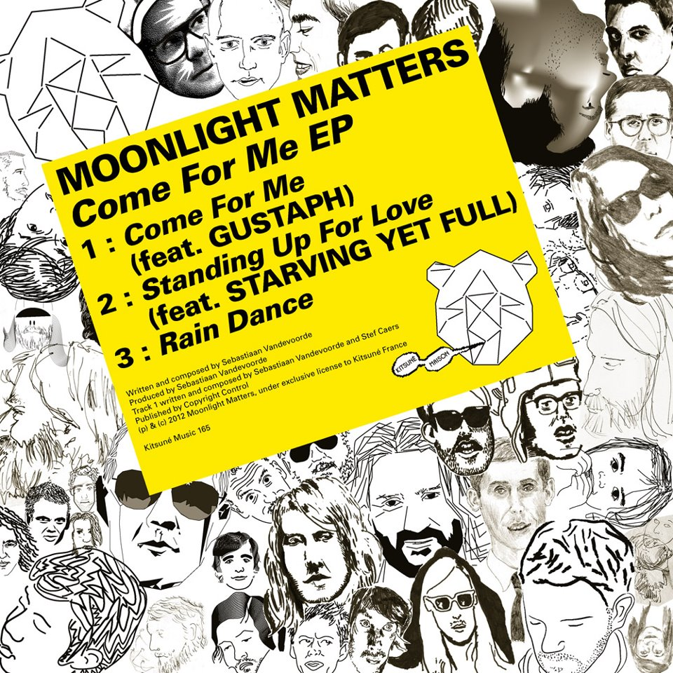 Moonlight Matters Come For Me EP